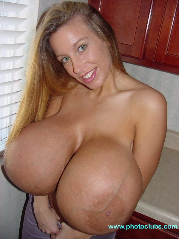 The Big Tits In The World
